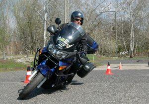 motoros vezetéstechnikai képzés helye